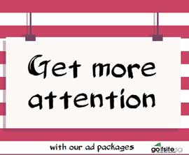 advertise with golfsite commercial