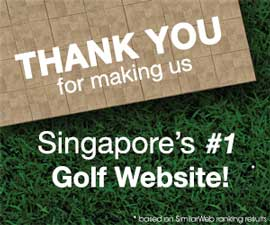 Singapore's top golf website buy sell golf gear